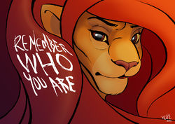 Remember Who You Are|by vurt