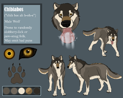 Chibiabos Reference Sheet|by Abyssa