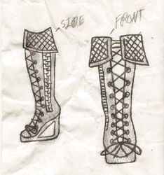 Boots|by Angel LeFey