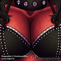 Chest Icon: Lady Watamaraka|by GentlemanPlayer