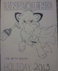 The FIRST EVER 'Unbound' Promo Poster!|by SilentFox21993