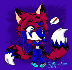 I turned into a Chibi!|by PrincessAlyssaHybrid