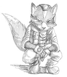 Fox Mc Cloud|by CrimsonKarma