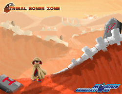 Tribal Bones Zone|by CrimsonKarma