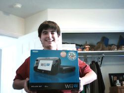 Wii U GET!|by Eric and Kimahri