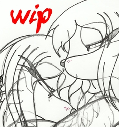 Hold - WIP|by theAnum