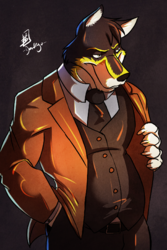 Suit and Tie|by RondoGator