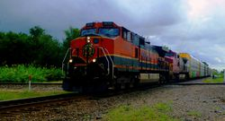 BNSF 1012|by SwiftWindSpirit