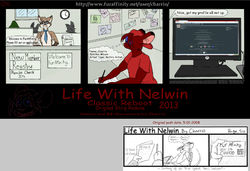 Life With Nelwin Reboot 06|by Charrio