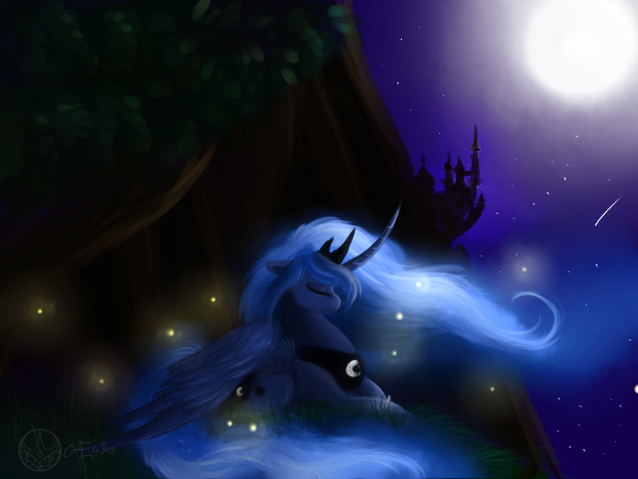 Dreamscape: The Luna Disposition|by Sval
