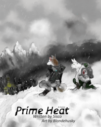 Prime Heat- A New Comic|by blondehusky