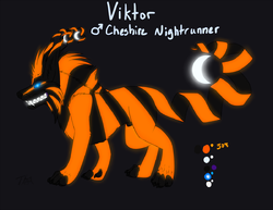 Nightrunner - Viktor|by Bakari