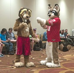 Indyfurcon 2013   Fursuit Games 35|by SMWolf