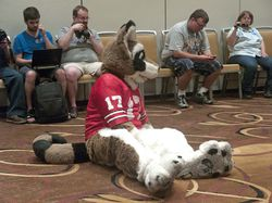 Indyfurcon 2013   Fursuit Games 5|by SMWolf