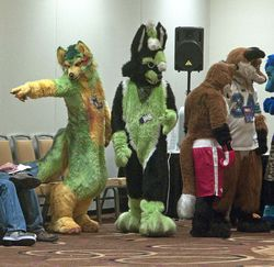 Indyfurcon 2013   Fursuit Games 6|by SMWolf