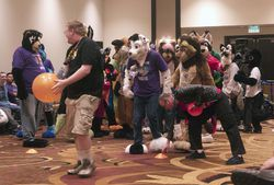 Indyfurcon 2013   Fursuit Games 9|by SMWolf