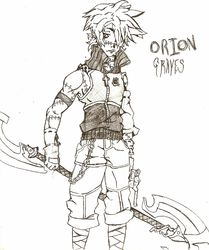 Orion Graves|by Lokor and Kire Kitsune
