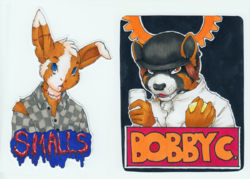 Badge|by Spix