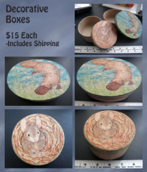 [SOLD] Decorative Boxes|by Spix
