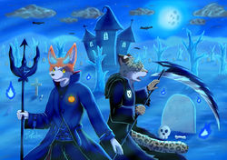 Happy Halloween 2013|by Zinvandel