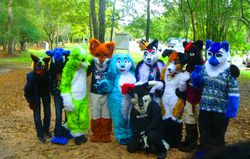 Houston Furmeet Suiters|by SwiftWindSpirit