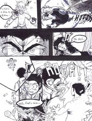 Afro Thunder® - Sample Page|by DOMiNO UKAE