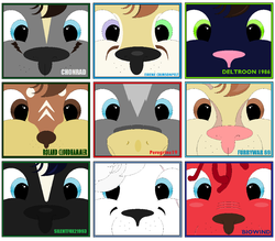 Icon Batch 3|by KateTheMarten