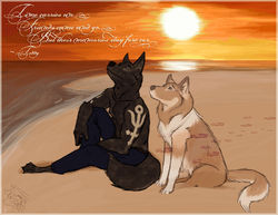 [CM - Northernwolf] Commemorative Art|by Ceowolf