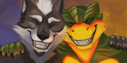 Cheeeese :D|by Tharis the Dragon
