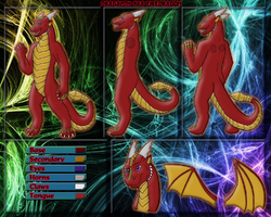 Draganth Ref|by crazyhusky