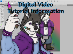about the video digital tutorials|by crazyhusky