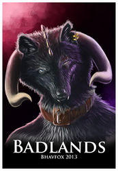Fancy Badge - Badlands|by Zod