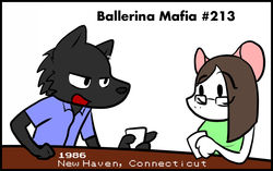 Ballerina Mafia: Black [Preview]|by Immelmann