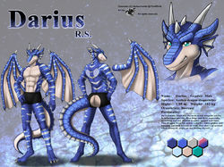 ref192/ Reference?Darius (SFW)|by darkgoose