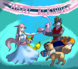 Birthday for Chiyu|by faulty_pitch