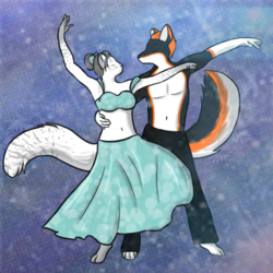 Dancing by Lailadie|by Lone_Wolf27