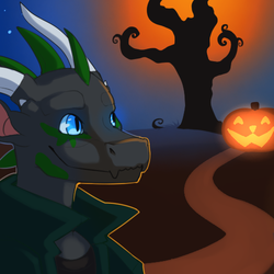 {NMA} Halloween!!|by Lizeron