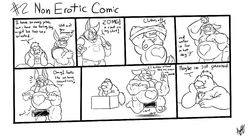 #2 Non erotic comic|by Garracuda