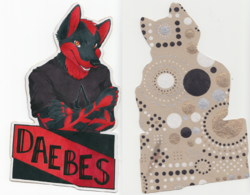Badge Commission - Daebes|by Spix