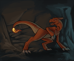 Arska the charmeleon|by Tereus