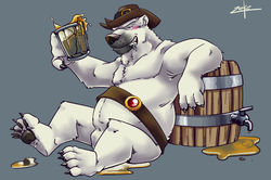 Polar Brewin|by Botran the Boozin Bruin