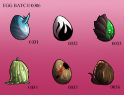 EGG ADOPTS BATCH 0006|by purplepardus