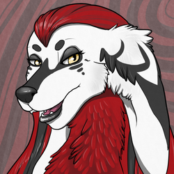 imwatchingu headshot freebie|by Ashwolves5