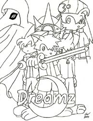 Dreamz cover|by Fox_Dreamz