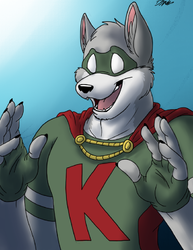 [C] Bust -KingDead|by keikittora