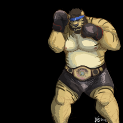 boxing|by BetterBin
