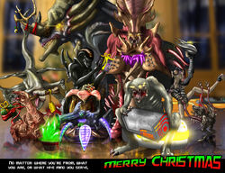 An Alien Christmas|by Smexy Oryx