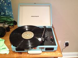 New Record Player|by Forrest Rouxaveur