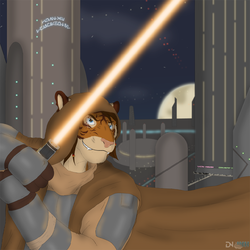 [GIFT]The Jedi|by Lyk