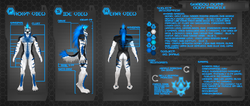 Shadow Mutt Body Profile 1-2-2014|by ShadowWolf Lane